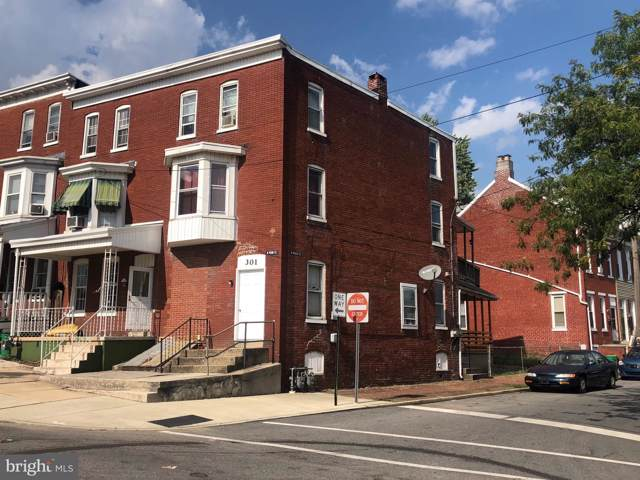 301 N Penn Street, YORK, PA 17401 (#PAYK125018) :: Keller Williams of Central PA East