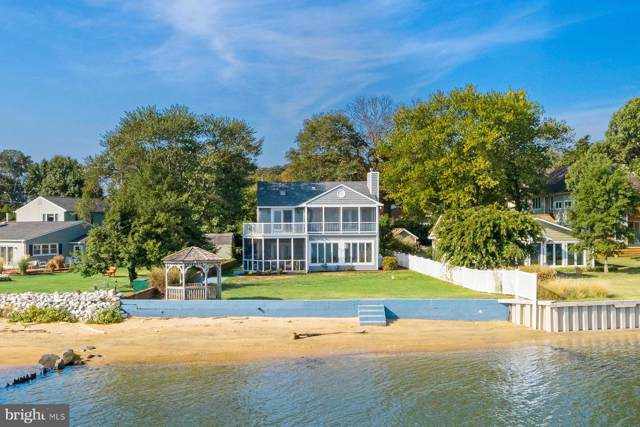 1224 River Bay Road, ANNAPOLIS, MD 21409 (#MDAA413350) :: Jacobs & Co. Real Estate