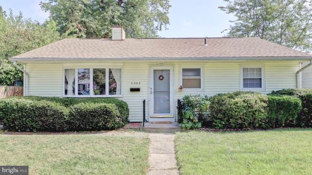 2002 Gainsboro Road, ROCKVILLE, MD 20851 (#MDMC678994) :: Blue Key Real Estate Sales Team