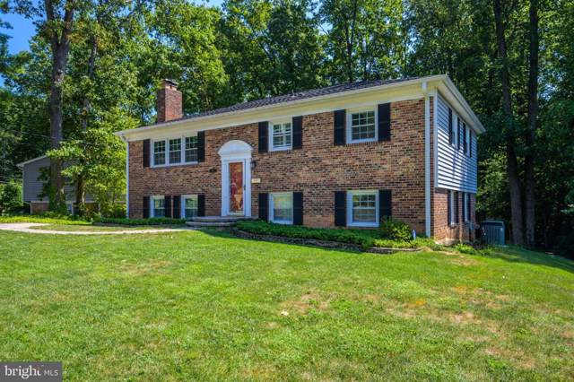 9421 Winterberry Lane, FAIRFAX, VA 22032 (#VAFX1089702) :: Keller Williams Pat Hiban Real Estate Group