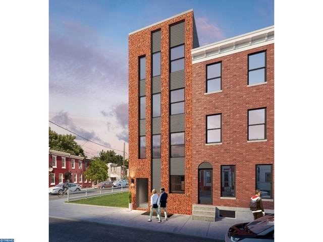 1315 N 25TH Street #02, PHILADELPHIA, PA 19121 (#PAPH833526) :: Keller Williams Realty - Matt Fetick Team