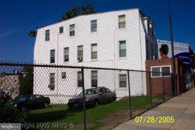 2929 Frederick Avenue, BALTIMORE, MD 21223 (#MDBA484172) :: Colgan Real Estate
