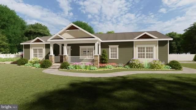 LOT 4 Arapaho Lane, STEPHENS CITY, VA 22655 (#VAFV153102) :: Blackwell Real Estate