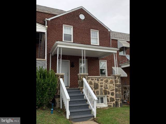 3002 Brendan Avenue, BALTIMORE, MD 21213 (#MDBA484182) :: The Gus Anthony Team