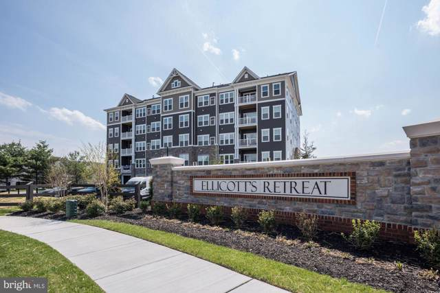 8930 Carls Court 4G, ELLICOTT CITY, MD 21043 (#MDHW270340) :: Great Falls Great Homes