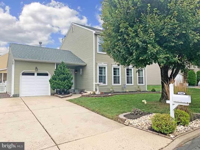 1548 Society Hill Drive, BENSALEM, PA 19020 (#PABU480074) :: Keller Williams Real Estate