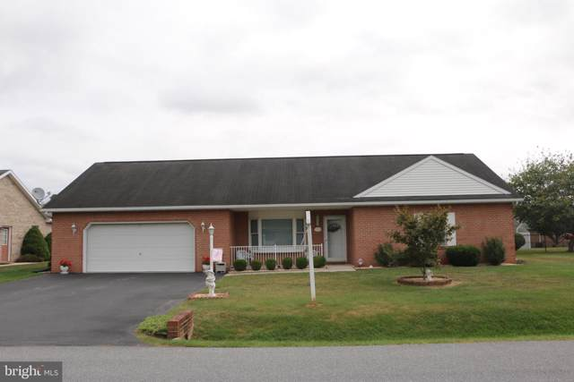 1214 Hillbrook Drive, HAGERSTOWN, MD 21740 (#MDWA167848) :: ExecuHome Realty