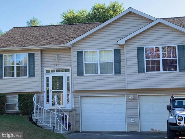 505 Lewis Street, FRONT ROYAL, VA 22630 (#VAWR138150) :: ExecuHome Realty