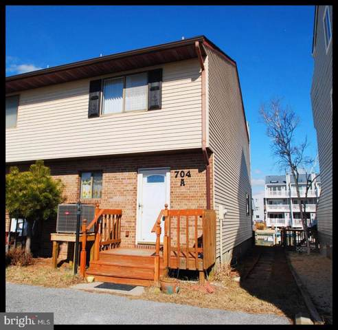 704-A Bradley Road, OCEAN CITY, MD 21842 (#MDWO109164) :: CENTURY 21 Core Partners
