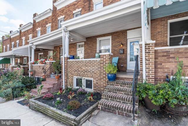 711 W 36TH Street, BALTIMORE, MD 21211 (#MDBA484200) :: Blue Key Real Estate Sales Team