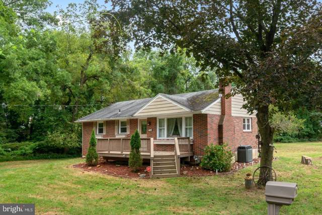 1402 Bullens Lane, WOODLYN, PA 19094 (#PADE500574) :: Blackwell Real Estate