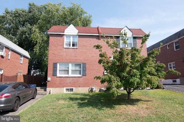 27 W Garrison Road, BROOKHAVEN, PA 19015 (#PADE500576) :: Blackwell Real Estate