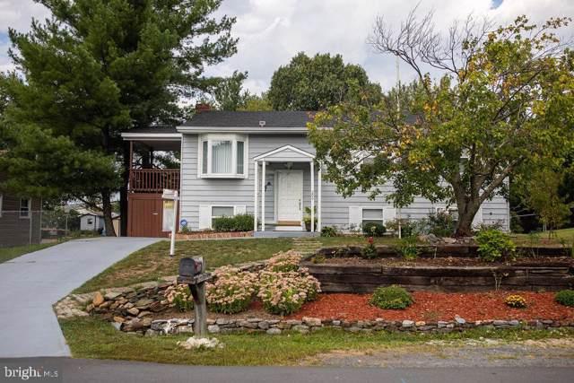 206 Crest Circle, WINCHESTER, VA 22602 (#VAFV153118) :: Keller Williams Pat Hiban Real Estate Group