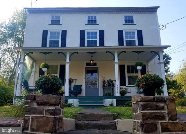 1510 Hilltown Pike, HILLTOWN, PA 18927 (#PABU480108) :: John Smith Real Estate Group
