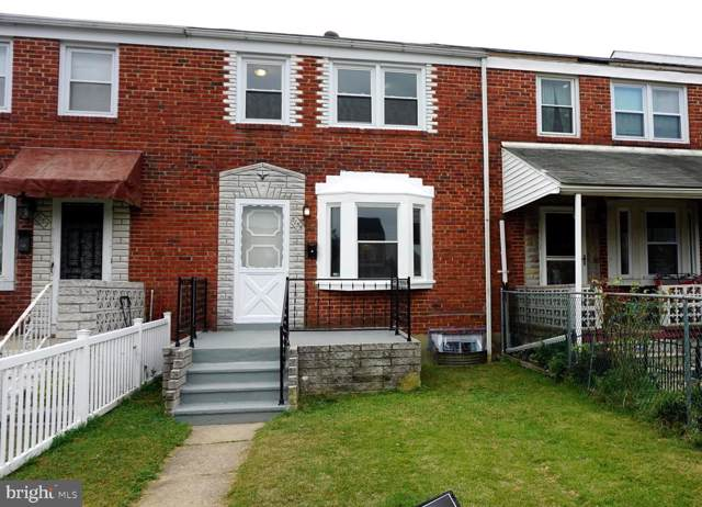 8155 Kavanagh Road, BALTIMORE, MD 21222 (#MDBC472302) :: The Miller Team