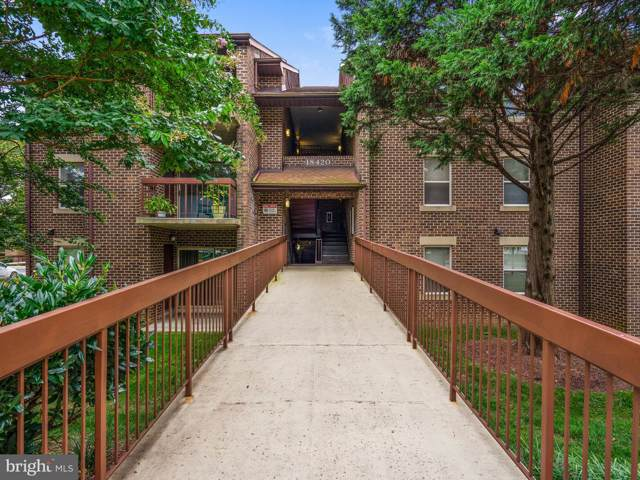18420 Guildberry Drive #201, GAITHERSBURG, MD 20879 (#MDMC679096) :: The Speicher Group of Long & Foster Real Estate