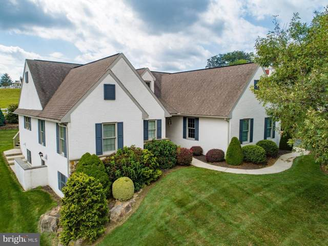 306 Steeplechase Drive, ELVERSON, PA 19520 (#PACT489112) :: RE/MAX Main Line