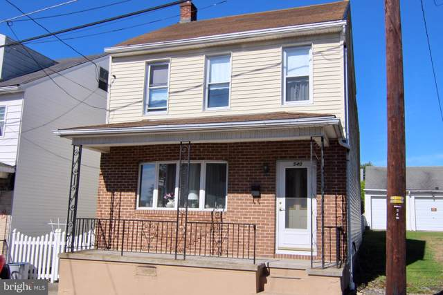 540 N 2ND Street, MINERSVILLE, PA 17954 (#PASK127812) :: The Joy Daniels Real Estate Group
