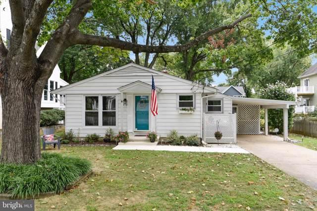 410 Monterey Avenue, ANNAPOLIS, MD 21401 (#MDAA413434) :: The Licata Group/Keller Williams Realty