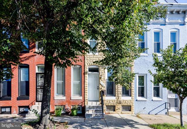 2106 Jefferson Street, BALTIMORE, MD 21205 (#MDBA484236) :: Jim Bass Group of Real Estate Teams, LLC