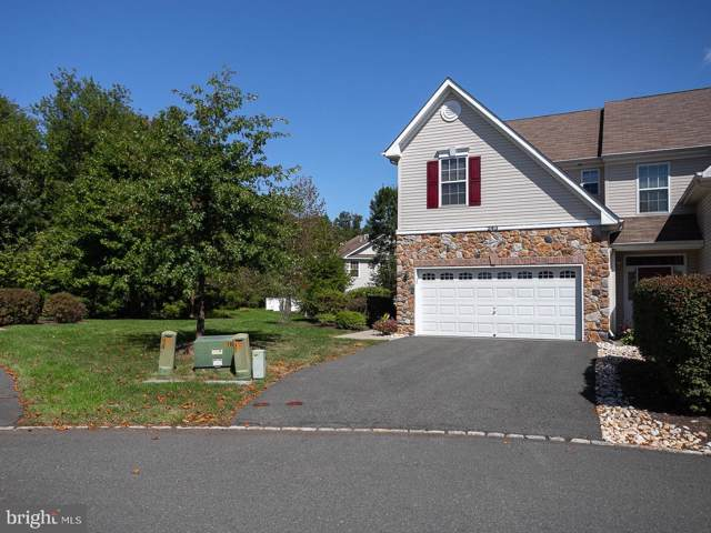 243 Concord Place, PENNINGTON, NJ 08534 (#NJME285690) :: Tessier Real Estate