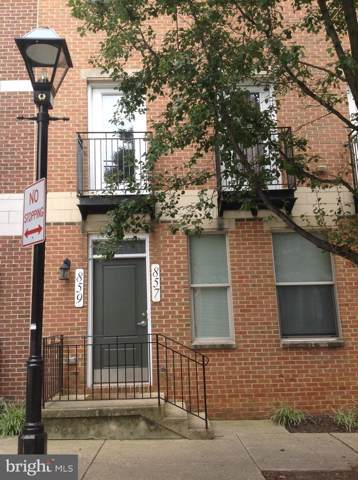 859 Watson Street #62, BALTIMORE, MD 21202 (#MDBA484250) :: The Riffle Group of Keller Williams Select Realtors
