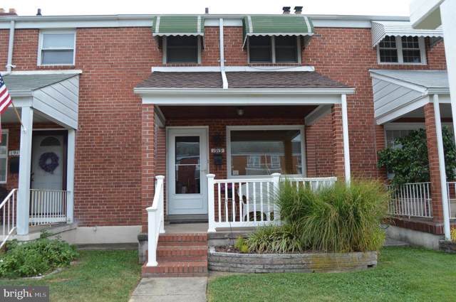 1919 Stanhope Road, BALTIMORE, MD 21222 (#MDBC472328) :: Pearson Smith Realty
