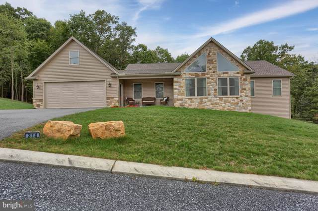 314 Whitetail Terrace, MARYSVILLE, PA 17053 (#PAPY101348) :: The Joy Daniels Real Estate Group