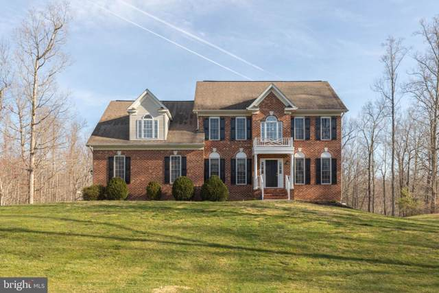 1448 Truslow Road, FREDERICKSBURG, VA 22406 (#VAST215112) :: Great Falls Great Homes