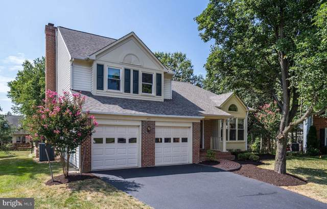 1405 Rainbow Court, HERNDON, VA 20170 (#VAFX1089882) :: The Vashist Group