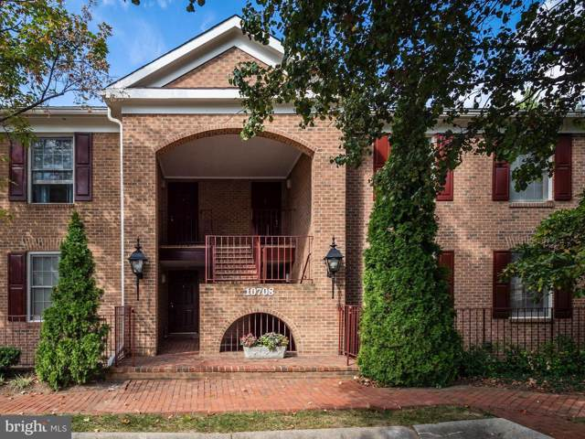 10708 Kings Riding Way 101-19, ROCKVILLE, MD 20852 (#MDMC679160) :: The Gold Standard Group