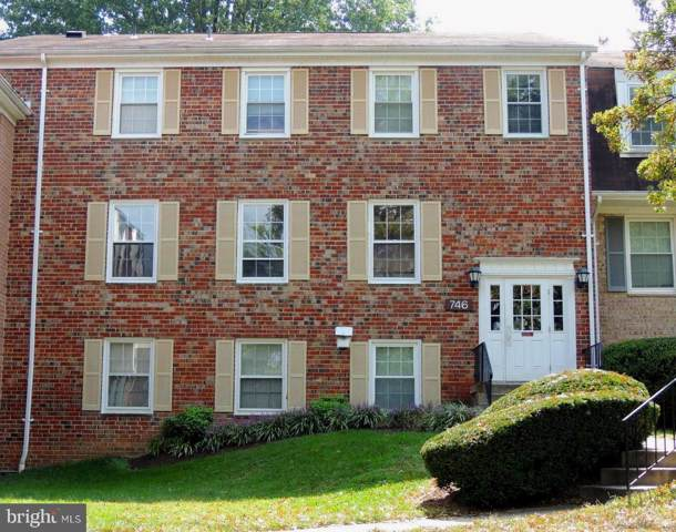 746 Quince Orchard Boulevard P-2, GAITHERSBURG, MD 20878 (#MDMC679162) :: The Speicher Group of Long & Foster Real Estate