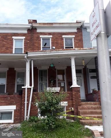 416 Ilchester Avenue, BALTIMORE, MD 21218 (#MDBA484276) :: Great Falls Great Homes