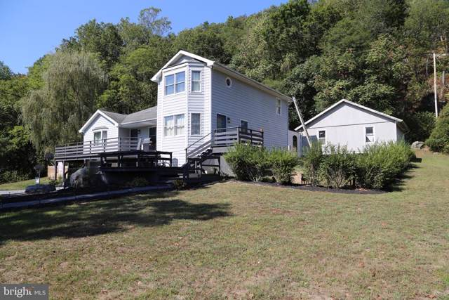 9738 Capon River Road, YELLOW SPRING, WV 26865 (#WVHS113226) :: The Licata Group/Keller Williams Realty