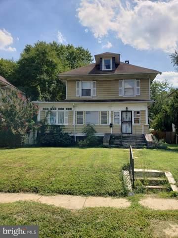 4405 Belvieu Avenue, BALTIMORE, MD 21215 (#MDBA484288) :: Colgan Real Estate