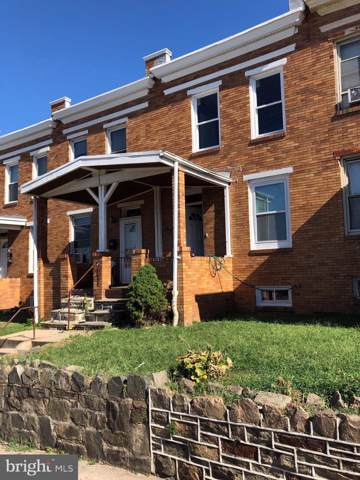 2423 Washington Boulevard, BALTIMORE, MD 21230 (#MDBA484292) :: Dart Homes