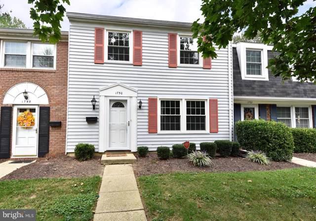 1750 Woodridge Court, CROFTON, MD 21114 (#MDAA413472) :: Keller Williams Pat Hiban Real Estate Group