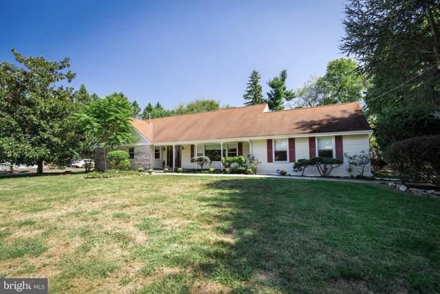 40 N Mill Road, PRINCETON JUNCTION, NJ 08550 (#NJME285706) :: Tessier Real Estate