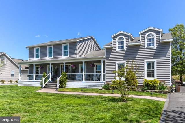 10352 Walthan Road W, OCEAN CITY, MD 21842 (#MDWO109192) :: Bob Lucido Team of Keller Williams Integrity