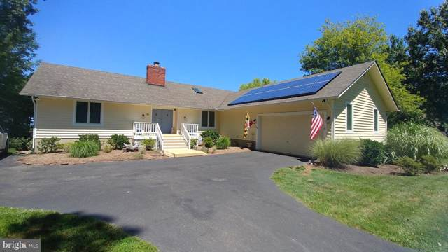 55 W Prospect Bay Drive, GRASONVILLE, MD 21638 (#MDQA141502) :: Shamrock Realty Group, Inc