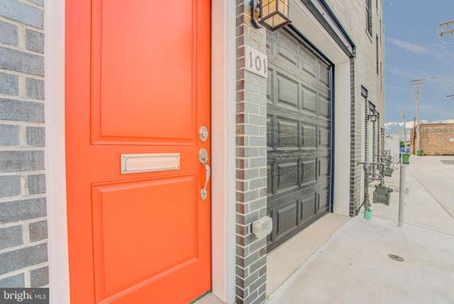 107 W Ropewalk Lane, BALTIMORE, MD 21230 (#MDBA484320) :: Erik Hoferer & Associates