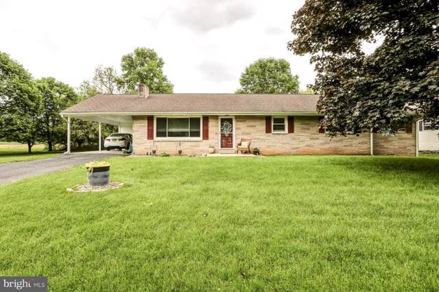 1341 Kiner Boulevard, CARLISLE, PA 17015 (#PACB117618) :: The Joy Daniels Real Estate Group