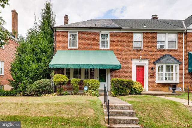 420 Overbrook Road, BALTIMORE, MD 21212 (#MDBC472428) :: AJ Team Realty
