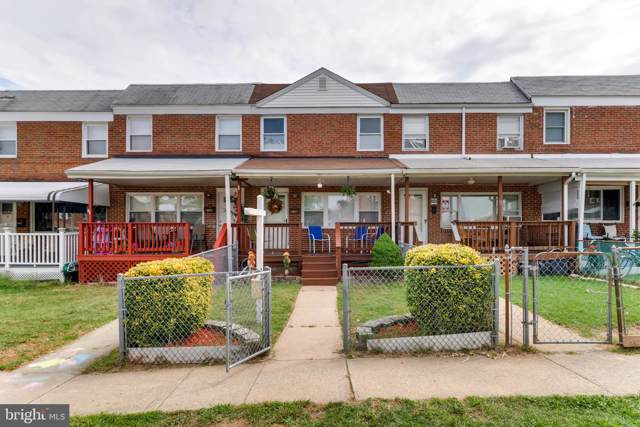 861 Loalan Avenue, BALTIMORE, MD 21222 (#MDBC472430) :: The Sebeck Team of RE/MAX Preferred