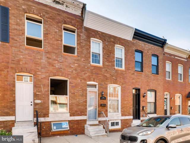 518 S Decker Avenue, BALTIMORE, MD 21224 (#MDBA484374) :: Bruce & Tanya and Associates