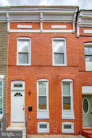 231 N Milton Avenue, BALTIMORE, MD 21224 (#MDBA484394) :: The Vashist Group