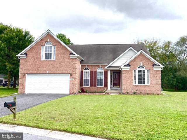 103 Paddock Drive, FRUITLAND, MD 21826 (#MDWC105192) :: AJ Team Realty