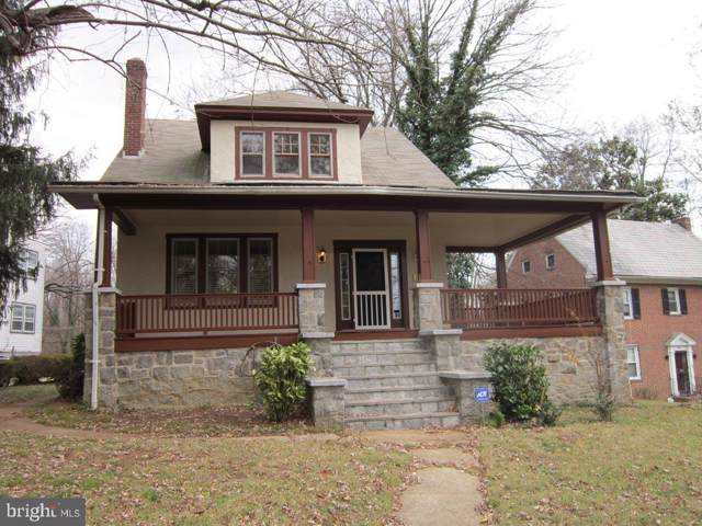 1801 Chelsea Road, BALTIMORE, MD 21216 (#MDBA484402) :: Colgan Real Estate