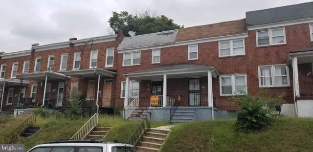 937 N Rosedale Street, BALTIMORE, MD 21216 (#MDBA484404) :: Colgan Real Estate