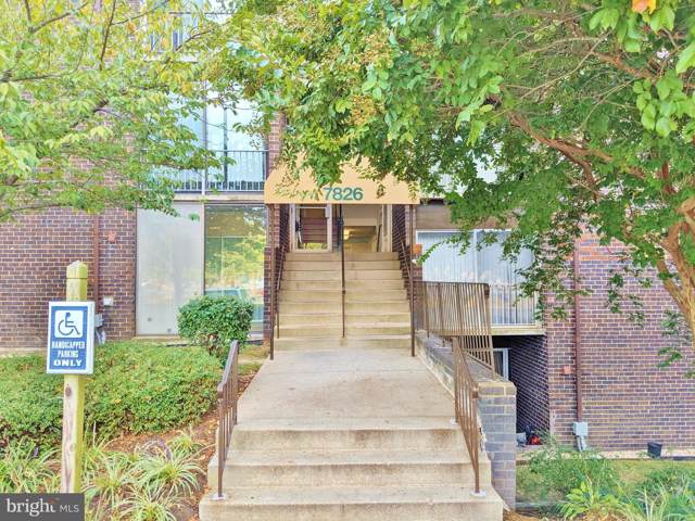 7826 Hanover Parkway T-2, GREENBELT, MD 20770 (#MDPG543956) :: Keller Williams Pat Hiban Real Estate Group
